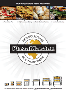 Pdf to read about pizzamaster series